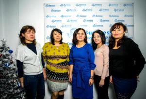 Команда Центр сертификации isoexpert.kz