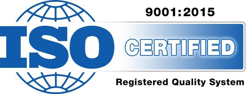ISO 9001: 2015 МК.